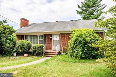 108 East Chatham Street, Fredericksburg, VA 22405 - #: VAST223828