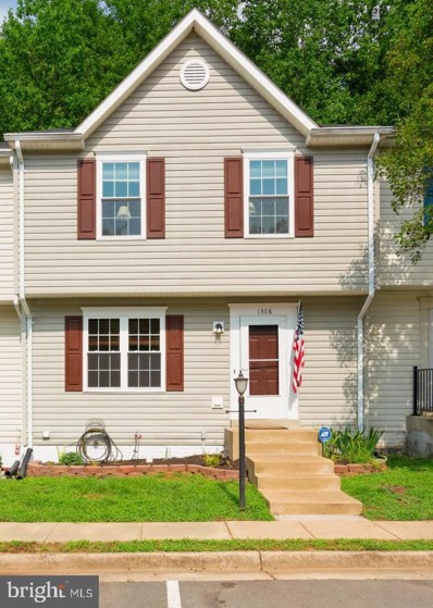 1308 Kings Crest Drive, Stafford, VA 22554 - #: VAST224504