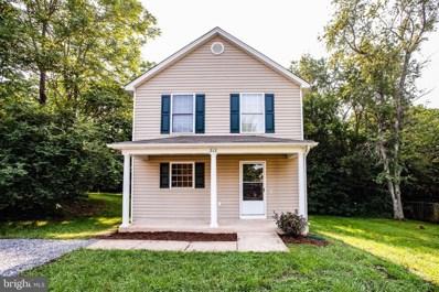 212 Claiborne Avenue, Fredericksburg, VA 22405 - #: VAST226566