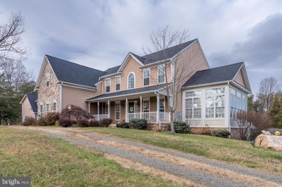 53 Ebenezer Church Road, Stafford, VA 22556 - #: VAST227156