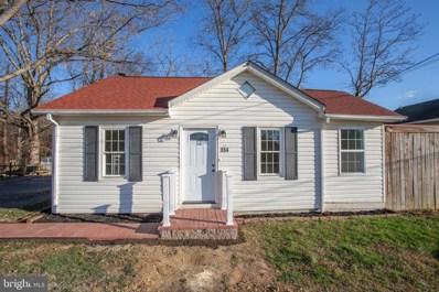 154 Truslow Road, Fredericksburg, VA 22405 - #: VAST227602
