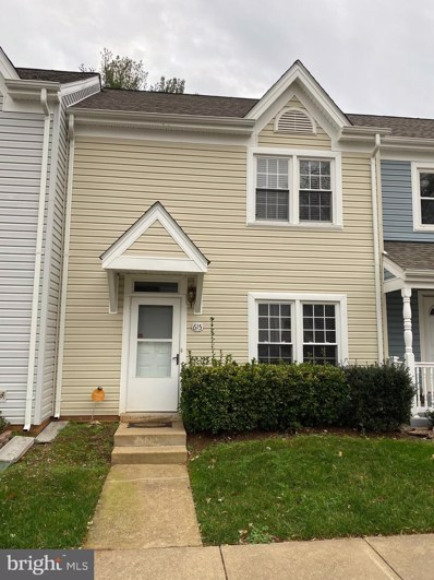615 Madison Court, Stafford, VA 22556 - #: VAST227604