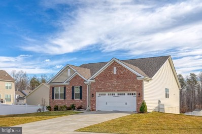 103 Old Oaks Court, Stafford, VA 22554 - #: VAST228136