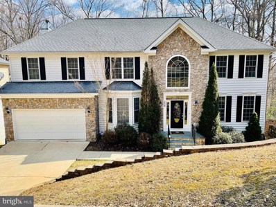 208 Midshipman Circle, Stafford, VA 22554 - #: VAST229642