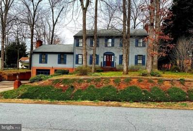 603 Falmouth Drive, Fredericksburg, VA 22405 - #: VAST229662