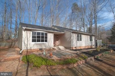 117 Walnut Ridge Drive, Stafford, VA 22556 - #: VAST229708