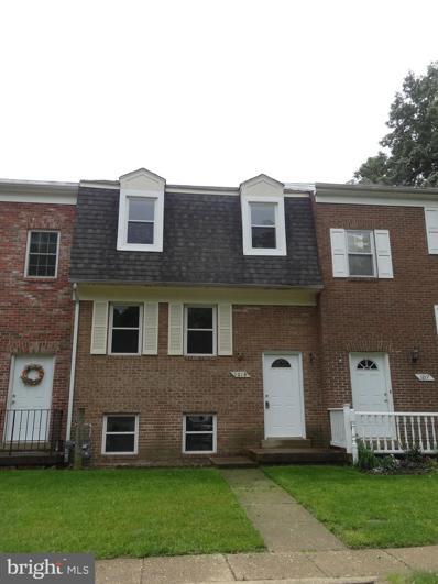 1215 Thomas Jefferson Place, Fredericksburg, VA 22405 - #: VAST230246