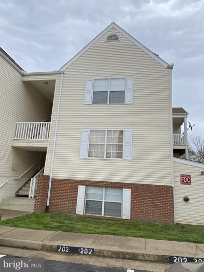 202 Dover Place UNIT 103, Stafford, VA 22556 - #: VAST231408