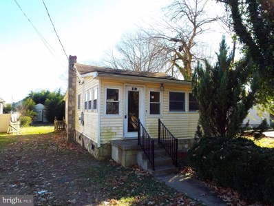 110 2ND Street, Colonial Beach, VA 22443 - #: VAWE106698