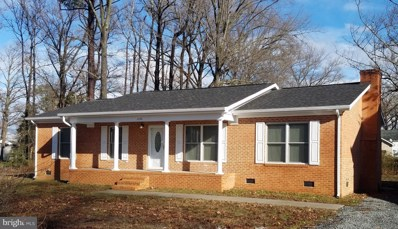 1220 Bancroft Avenue, Colonial Beach, VA 22443 - #: VAWE106806