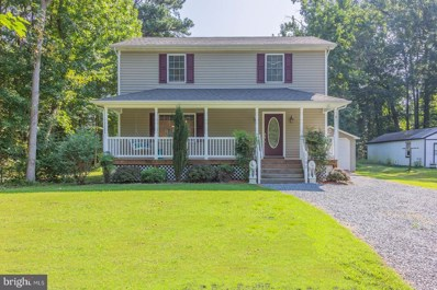 1192 Holly Vista Drive, Colonial Beach, VA 22443 - #: VAWE113360