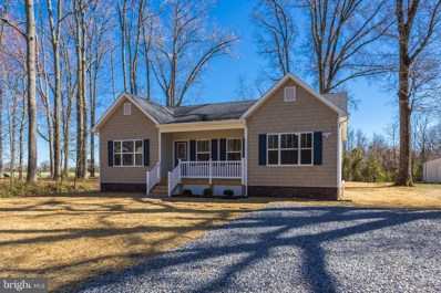 105 9TH St, Colonial Beach, VA 22443 - #: VAWE114466