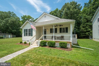 253 7TH Street, Colonial Beach, VA 22443 - #: VAWE114560
