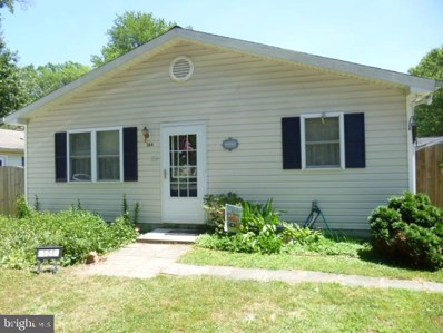 104 8TH Street, Colonial Beach, VA 22443 - #: VAWE114800