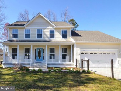 213 Forest Avenue, Colonial Beach, VA 22443 - #: VAWE114940