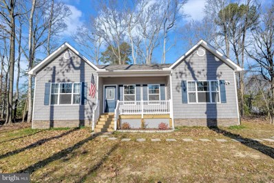 105 9TH Street, Colonial Beach, VA 22443 - #: VAWE115838