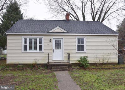 208 Mimosa Avenue, Colonial Beach, VA 22443 - #: VAWE115880