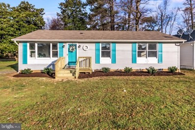 211 7TH Street, Colonial Beach, VA 22443 - #: VAWE116026