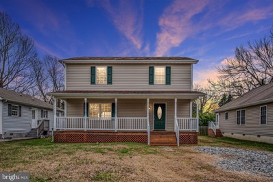 204 5TH Street, Colonial Beach, VA 22443 - #: VAWE117690