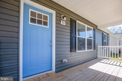 92 Rustic Ln, Colonial Beach, VA 22443 - #: VAWE117878
