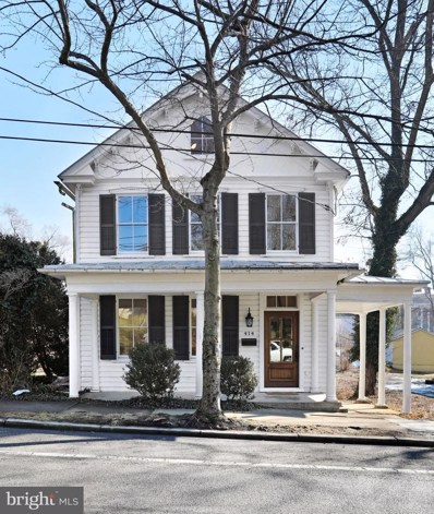 414 N Braddock Street, Winchester, VA 22601 - #: VAWI111100
