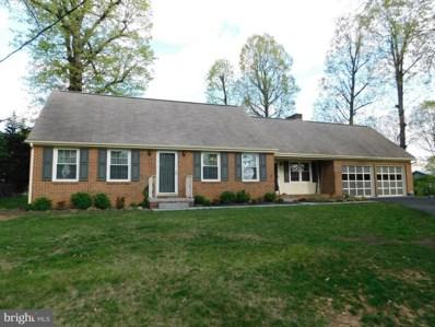 116 Oakwood Court, Winchester, VA 22601 - #: VAWI112344