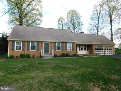 116 Oakwood Court, Winchester, VA 22601 - #: VAWI112344