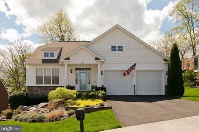 405 Castleman Drive, Winchester, VA 22601 - #: VAWI113852