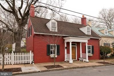 119 E Clifford Street, Winchester, VA 22601 - #: VAWI113856