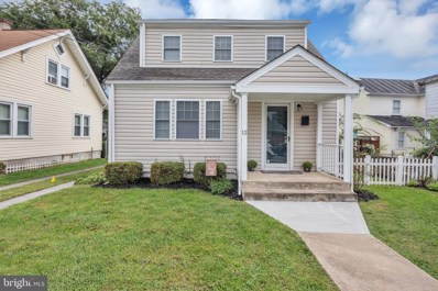 12 W Whitlock Avenue, Winchester, VA 22601 - #: VAWI115100