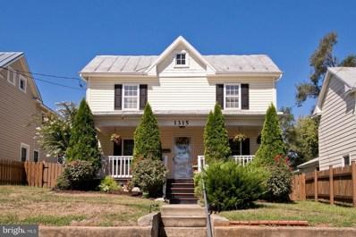 1315 S Loudoun Street, Winchester, VA 22601 - #: VAWI115146