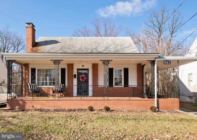517 Battle Avenue, Winchester, VA 22601 - #: VAWI115550