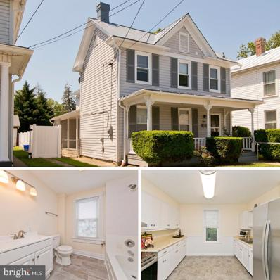 309 E Piccadilly Street, Winchester, VA 22601 - #: VAWI116188