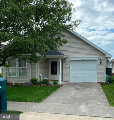 1844 Melvor Lane, Winchester, VA 22601 - #: VAWI116320
