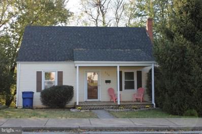 212 Polk Avenue, Front Royal, VA 22630 - #: VAWR101706