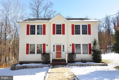 124 Woodward Court, Front Royal, VA 22630 - #: VAWR129792