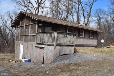 3017 Blue Mountain Road, Front Royal, VA 22630 - #: VAWR134012