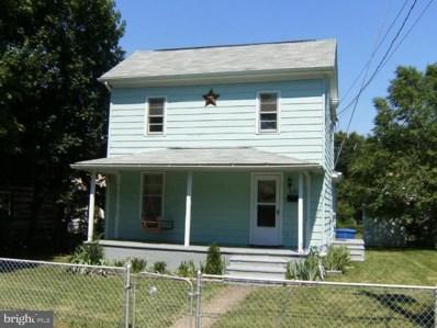 222 Mosby Lane, Front Royal, VA 22630 - #: VAWR134022