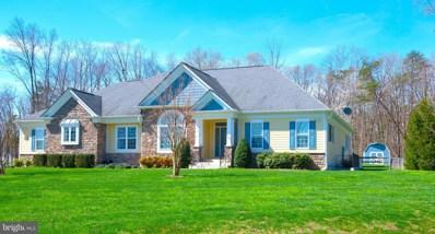231 Reliance Woods Drive, Middletown, VA 22645 - #: VAWR136322