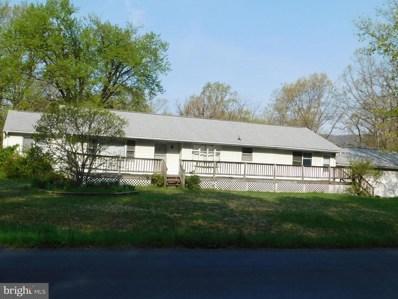 1611 McCoys Ford Road, Front Royal, VA 22630 - #: VAWR136460