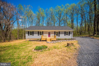 186 Mountain Heights Road, Front Royal, VA 22630 - #: VAWR136470