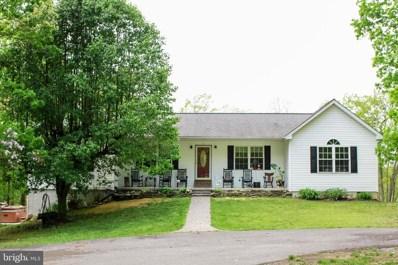 4 Overlook View Drive, Front Royal, VA 22630 - #: VAWR136586
