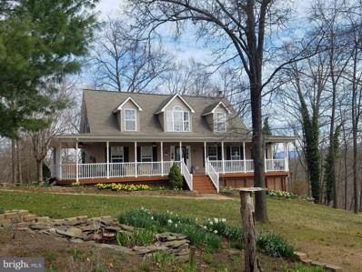 67 Cedar Mountain Lane, Front Royal, VA 22630 - #: VAWR136756