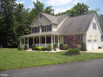 318 Thomas Drive, Middletown, VA 22645 - #: VAWR136964