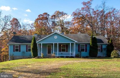 570 Foster Hollow Road, Stephens City, VA 22655 - #: VAWR138592