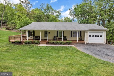 1250 High Knob Road, Front Royal, VA 22630 - #: VAWR140268