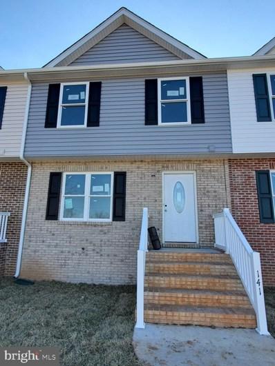 Lot 1A2-  Steele Avenue, Front Royal, VA 22630 - #: VAWR140646