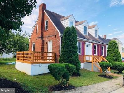 203 Short Street, Front Royal, VA 22630 - #: VAWR2000666