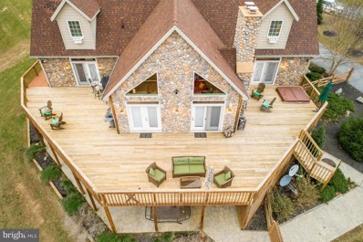 402 Pearl Court, Hedgesville, WV 25427 - #: WVBE100282