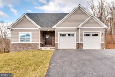 1260 Riparian Drive, Falling Waters, WV 25419 - #: WVBE127430